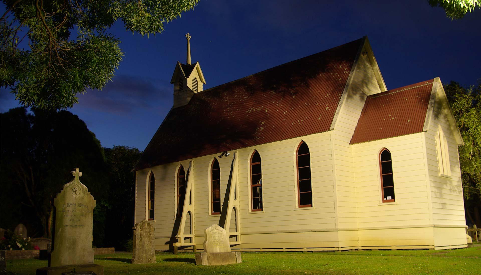 Visit Christ Church ~ Taitā
